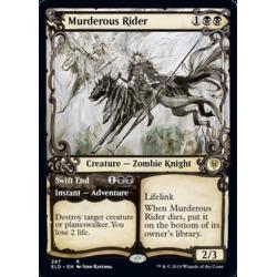 Murderous Rider (Showcase)