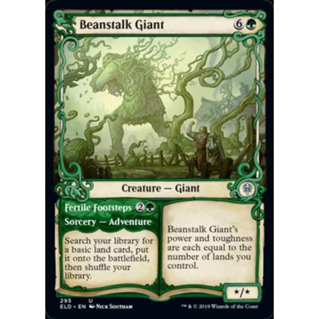Beanstalk Giant (Showcase)