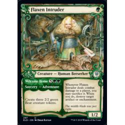 Flaxen Intruder (Showcase)