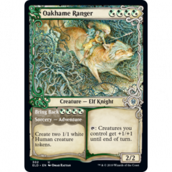 Oakhame Ranger (Showcase)