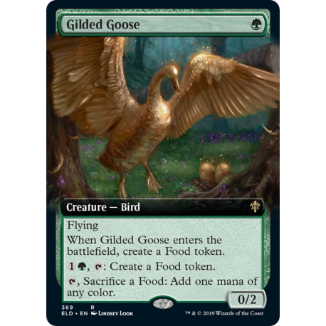 Gilded Goose (Extended)