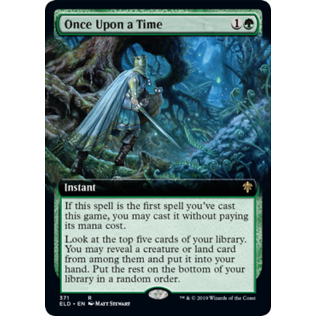 Once Upon a Time (Extended)