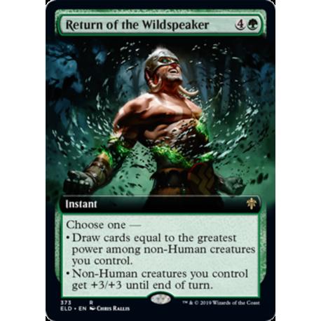 Return of the Wildspeaker (Extended)