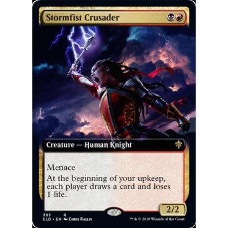 Stormfist Crusader (Extended)