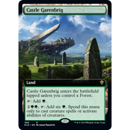 Castle Garenbrig (Extended)