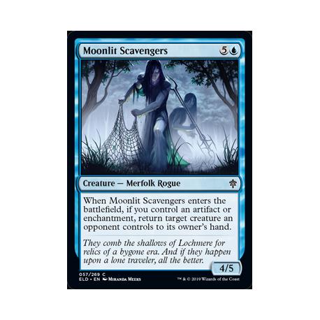 Moonlit Scavengers - Foil