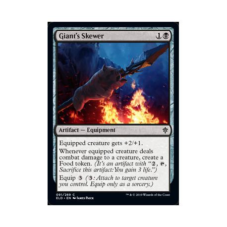 Giant's Skewer - Foil