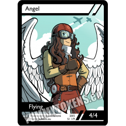 Yummy Tokens - Angel 4/4 (S1 1/9)