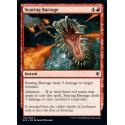Searing Barrage - Foil