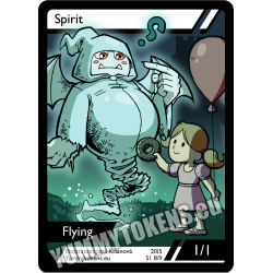Yummy Tokens - Spirit 1/1 (S1 8/9)