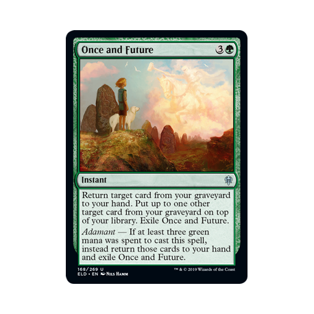 Once and Future - Foil