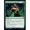 Return of the Wildspeaker - Foil