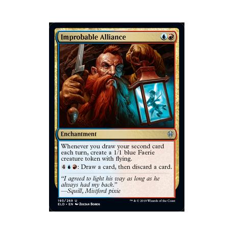 Improbable Alliance - Foil