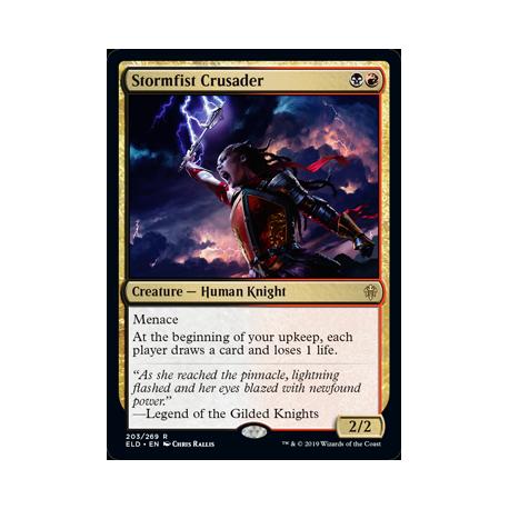 Stormfist Crusader - Foil