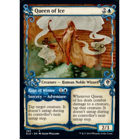 Queen of Ice (Showcase) - Foil
