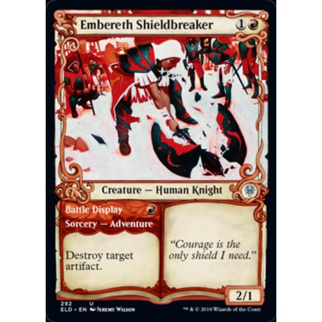 Embereth Shieldbreaker (Showcase) - Foil