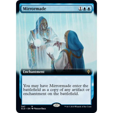 Mirrormade (Extended) - Foil