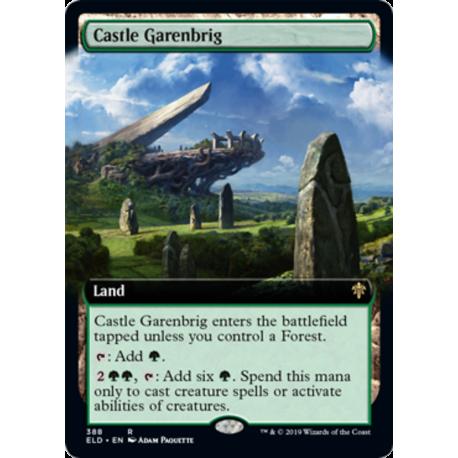 Castle Garenbrig (Extended) - Foil
