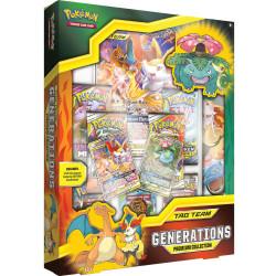 Pokemon - Collection Premium - Générations ESCOUADE