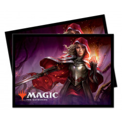 Ultra Pro - Throne of Eldraine 100 Sleeves - Rowan