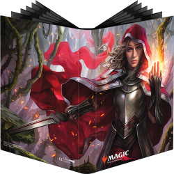 Ultra Pro - Throne of Eldraine 9-Pocket PRO-Binder - Rowan