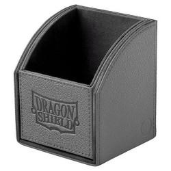 Dragon Shield - Nest Deck Box 100 - Grey/Black