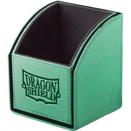 Dragon Shield - Nest Deck Box 100 - Green/Black