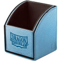 Dragon Shield - Nest Deck Box 100 - Blue/Black