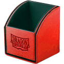 Dragon Shield - Nest Deck Box 100 - Red/Black