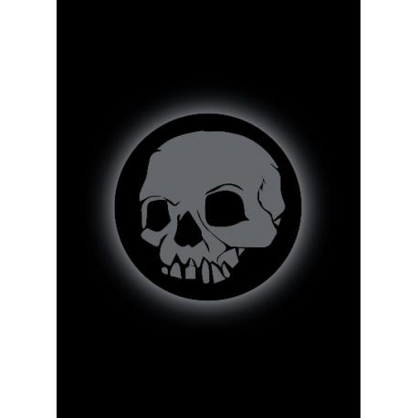 Legion - Absolute Iconic 50 Sleeves - Skull