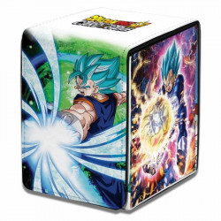 Ultra Pro - Dragon Ball Super Alcove Flip Box - Vegito