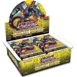 Yu-Gi-Oh! - Circuit Break - Booster Box