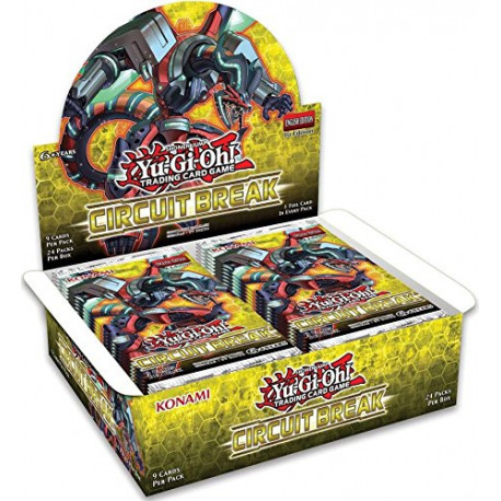 Yu-Gi-Oh! - Circuit Break - Booster Box