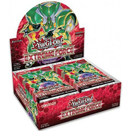 Yu-Gi-Oh! - Extreme Force - Booster Box