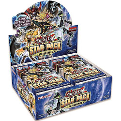 Yu-Gi-Oh! - Star Pack Vrains - Booster Box