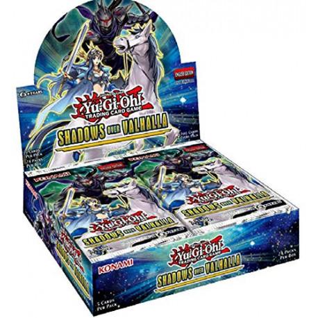 Yu-Gi-Oh! - Shadows in Valhalla - Booster Box