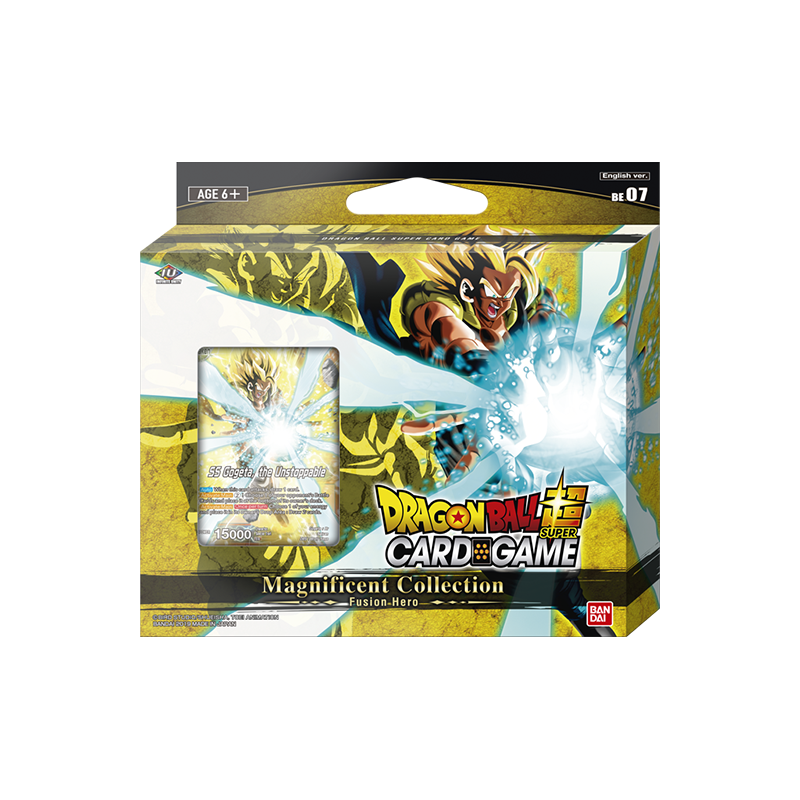 Booster de 12 Cartes Serie 9 Universal Onslaught Version Francaise Dragon Ball Super Card Game