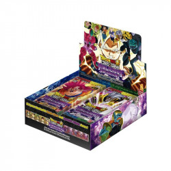 Dragon Ball Super - Booster Box Series 8 - Malicious Machinations