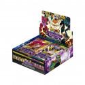 Dragon Ball Super - Booster Box Series 8 - Malicious Machinations