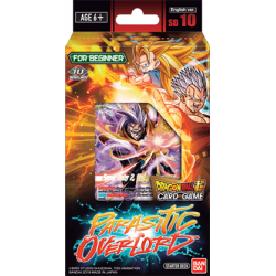 Dragon Ball Super - Deck De Démarrage 10 - Parasitic Overlord