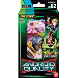 Dragon Ball Super - Deck Expert 2 - Android Duality