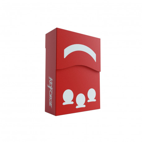 Gamegenic - Aries Deck Box - Red
