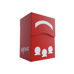Gamegenic - Gemini Deck Box - Red