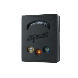 Gamegenic - Keyfoge Deck Book - Black