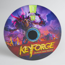 Gamegenic - Keyforge Premium Chain Tracker - Dis