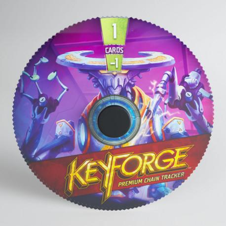 Gamegenic - Keyforge Premium Chain Tracker - Logos