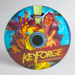 Gamegenic - Keyforge Premium Chain Tracker - Untamed