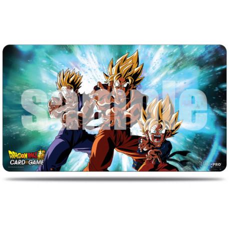 Ultra Pro - Dragon Ball Super Playmat - Family Kamehameha