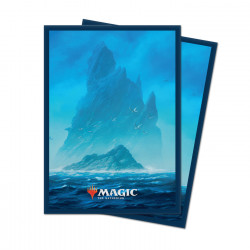 Ultra Pro - Unstable Lands 100 Sleeves - Island