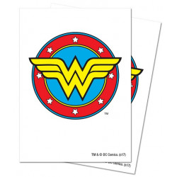 Ultra Pro - Justice League 65 Sleeves - Wonder Woman